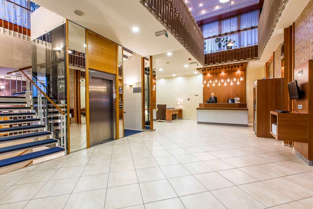 Best Western Hotel Kranjska Gora - Reception