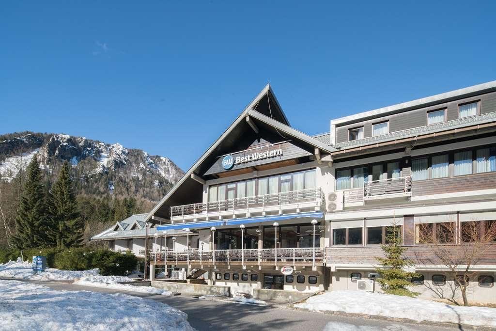 Best Western Hotel Kranjska Gora - Außenansicht