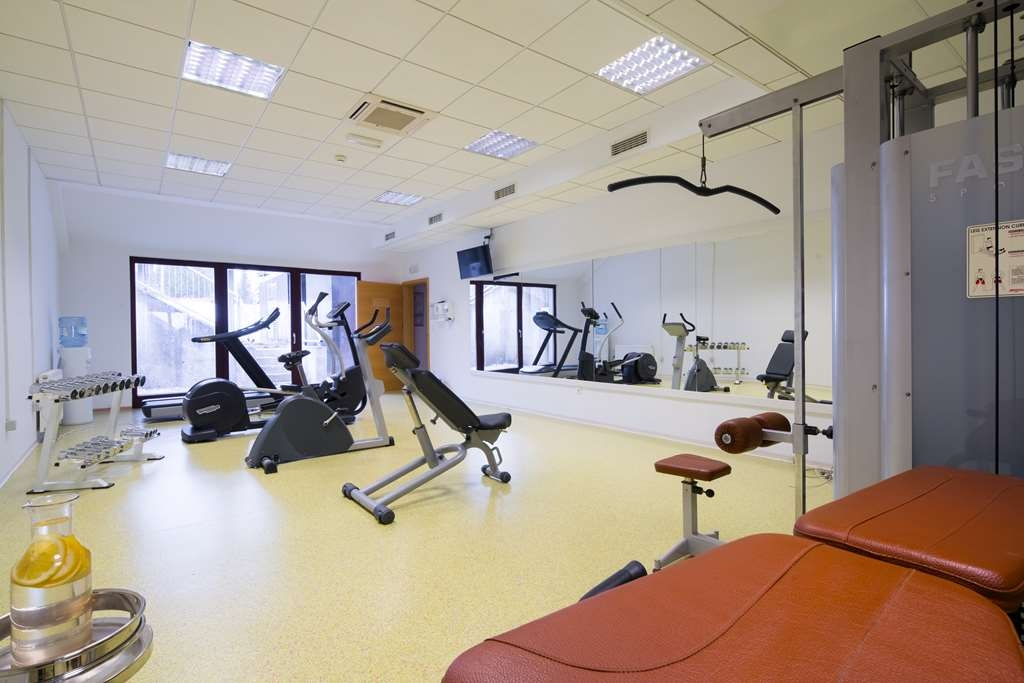 Best Western Hotel Kranjska Gora - Fitnessstudio