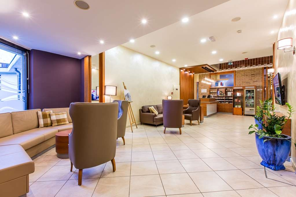 Best Western Hotel Kranjska Gora - Lobbyansicht