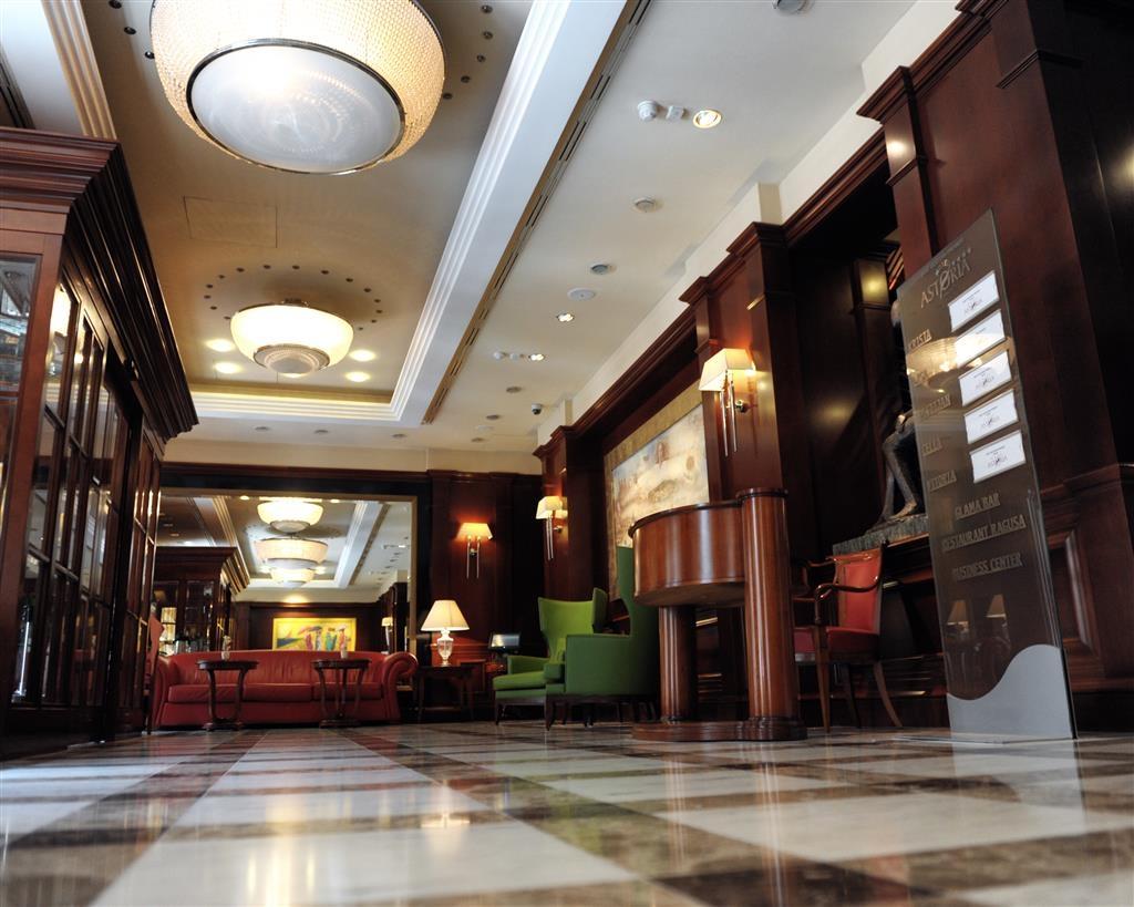 Best Western Premier Hotel Astoria - Lobbyansicht