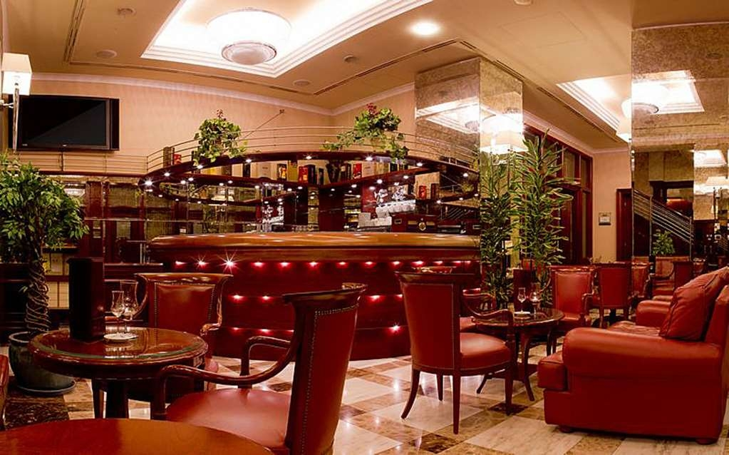 Best Western Premier Hotel Astoria - Bar/Salón