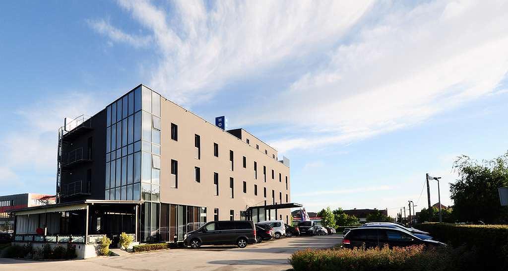 Best Western Hotel Stella - Vista exterior