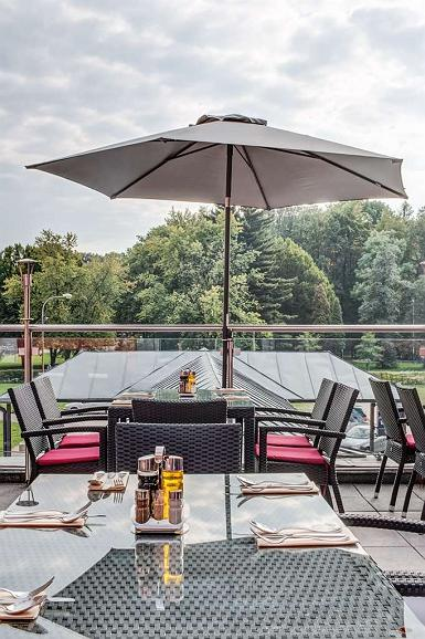Best Western Hotel Vista - Terrace