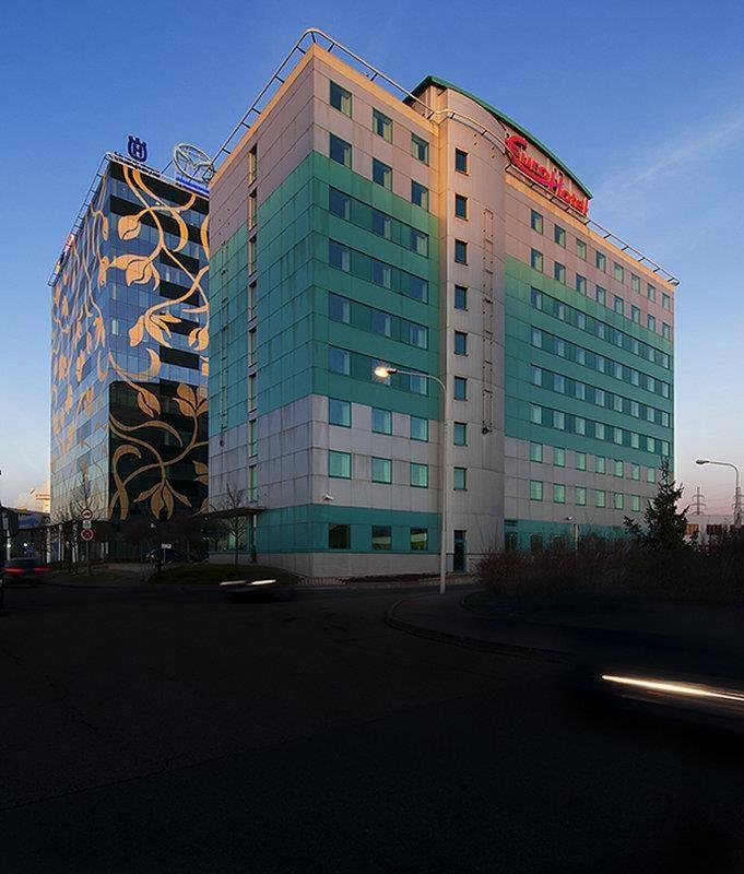 Best Western Amedia Praha - Vista esterna