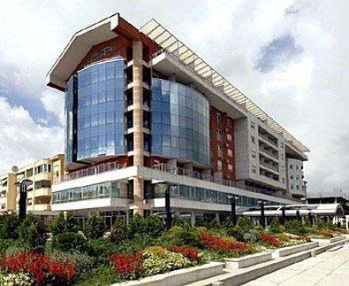 Best Western Premier Montenegro - Facciata dell'albergo