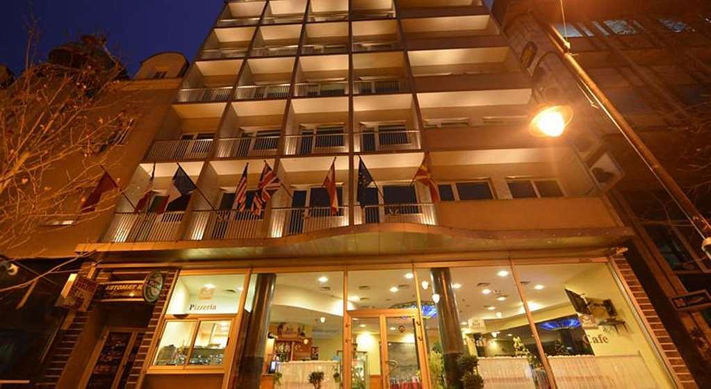 Best Western Hotel Turist - Area esterna