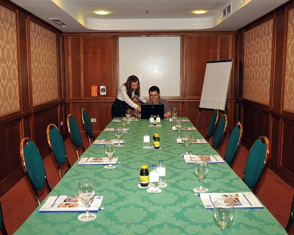 Best Western Hotel Turist - Meeting Room