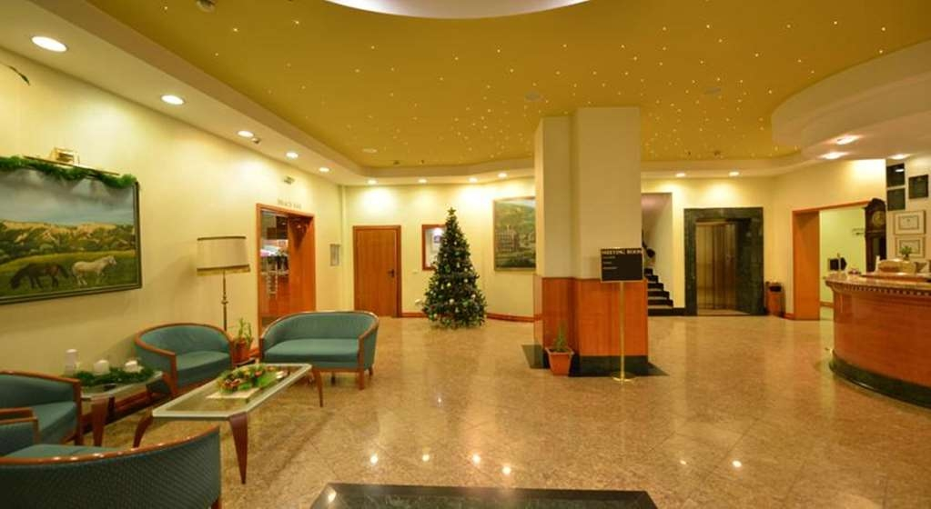 Best Western Hotel Turist - Lobby