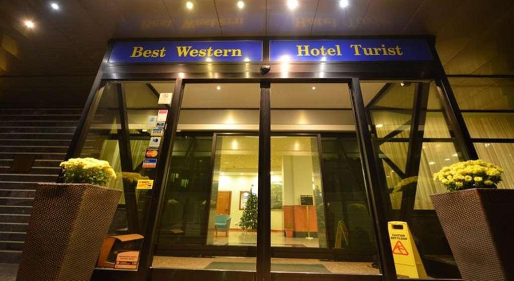 Best Western Hotel Turist - Front Entrance