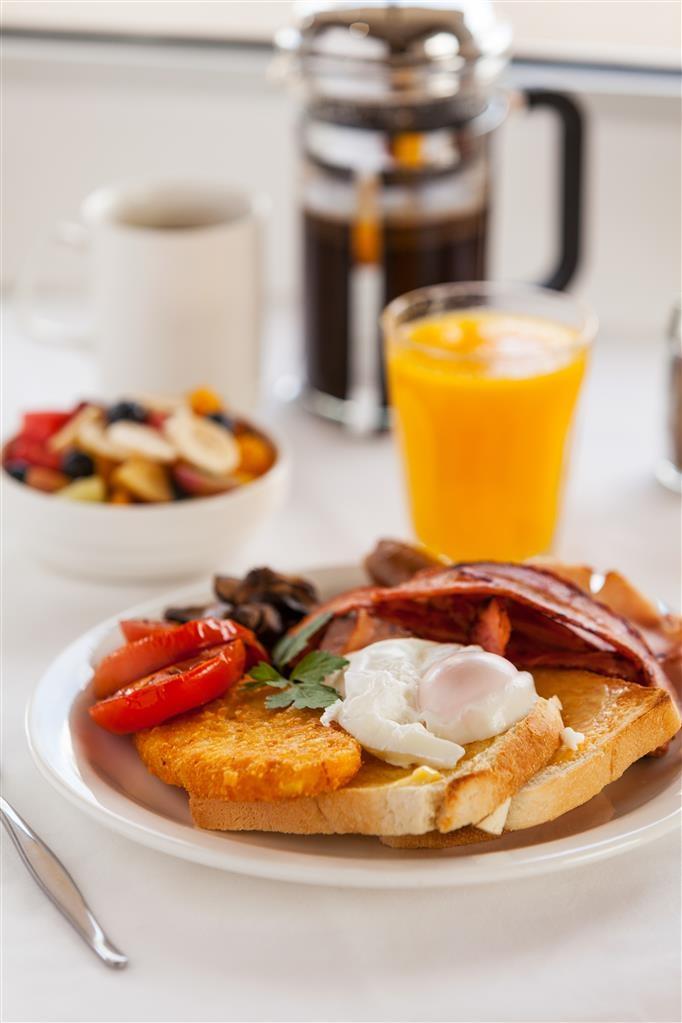 Best Western Aspen & Apartments - Le petit déjeuner buffet