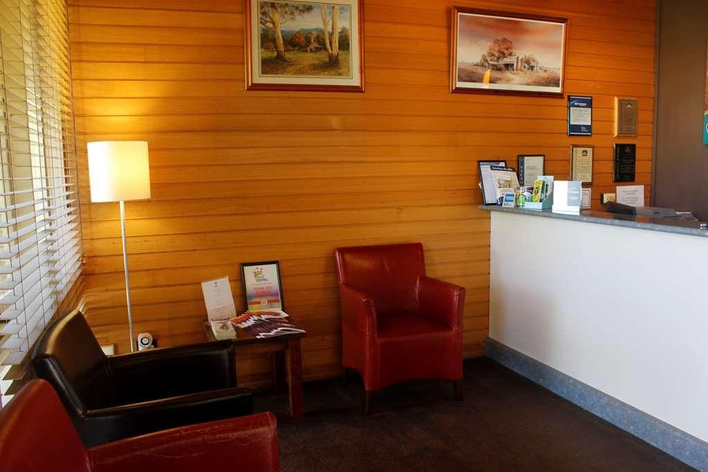 Best Western Stagecoach Motel - Lobbyansicht