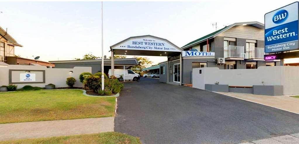 Best Western Bundaberg Cty Mtr Inn - Hotel Exterior