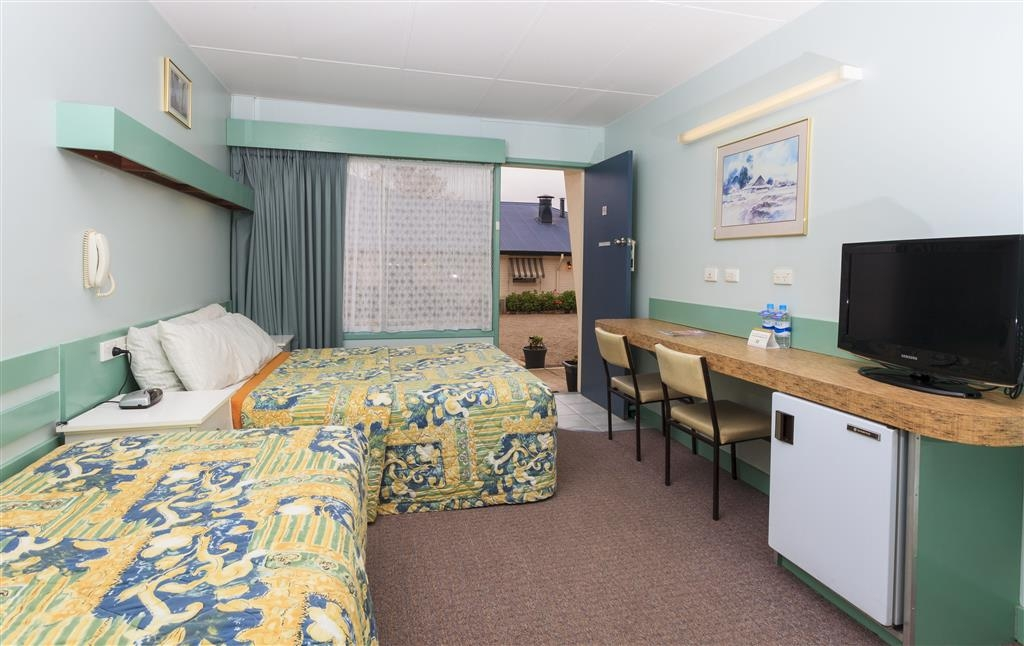 Best Western Motel Farrington - Standard Twin