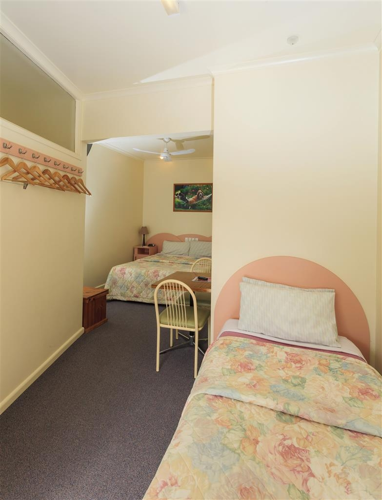 Best Western Motel Farrington - Standard Twin Room