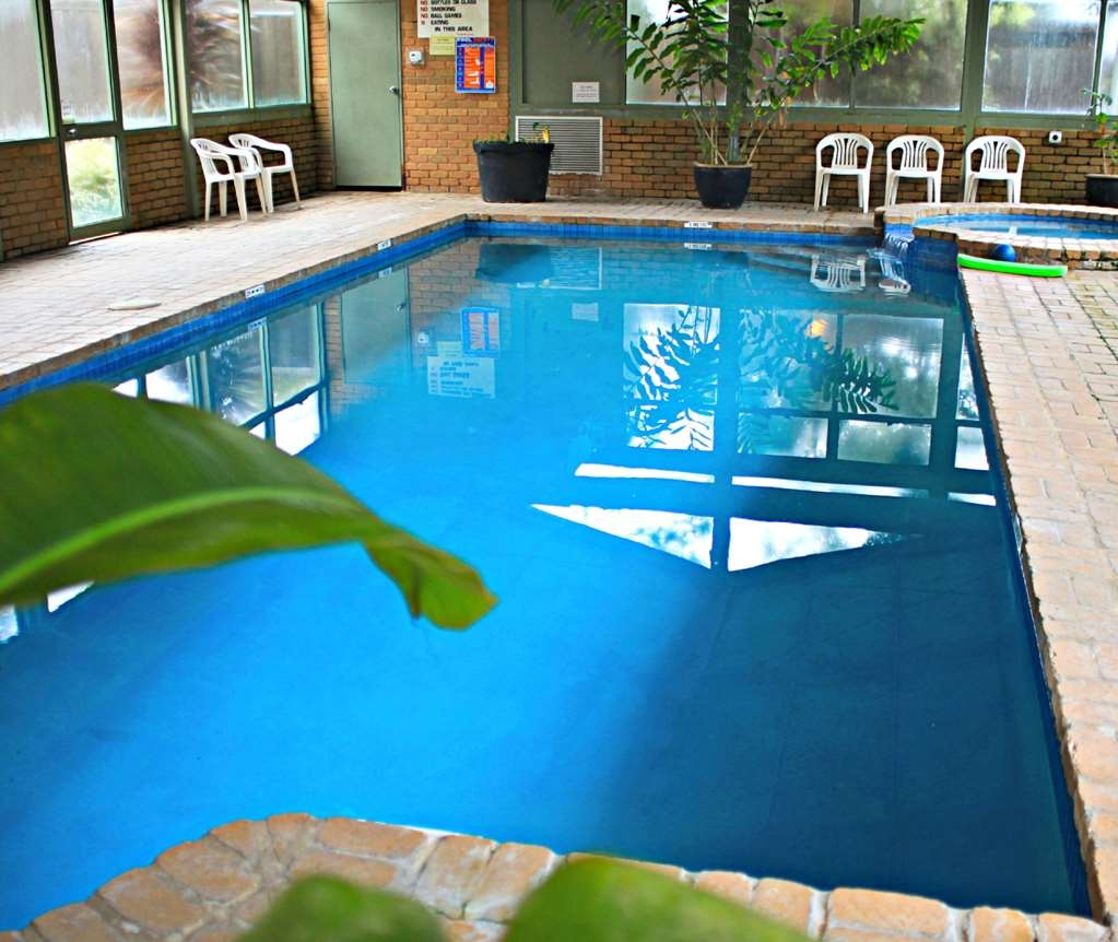 Best Western Geelong Motor Inn & Serviced Apartments - Vista de la piscina