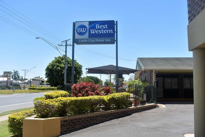 Best Western Cattle City Motor Inn - Best Western Cattle City Motor Inn