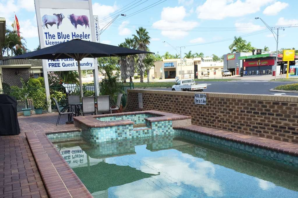 Best Western Cattle City Motor Inn - Piscina