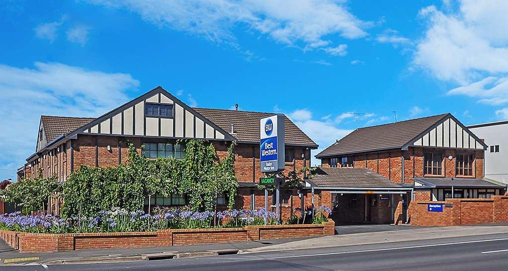 Best Western Tudor Motor Inn - Vue extérieure