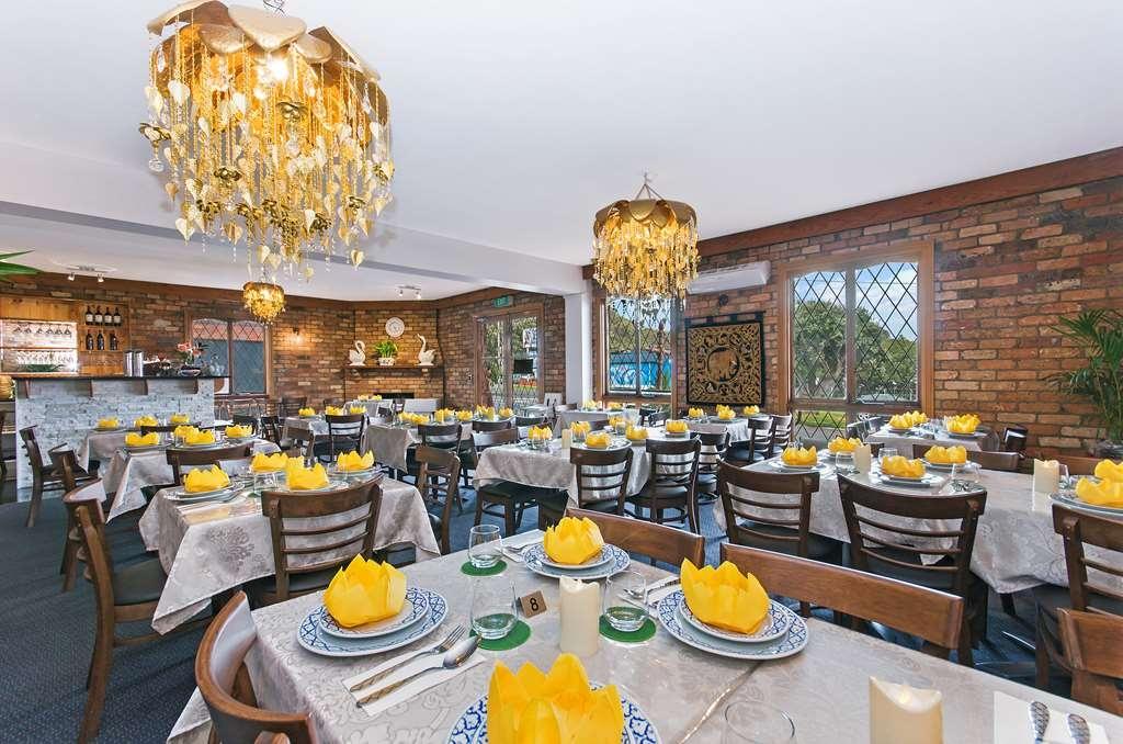 Best Western Tudor Motor Inn - Restaurante/Comedor