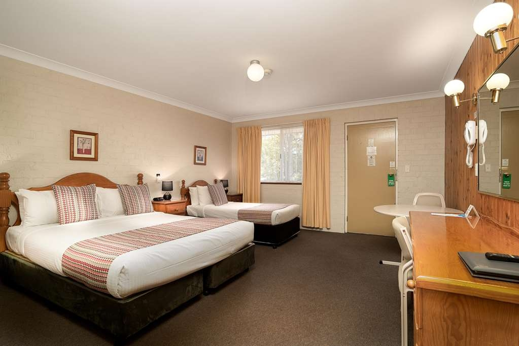 SureStay Hotel by Best Western Blue Diamond Motor Inn - Habitaciones/Alojamientos