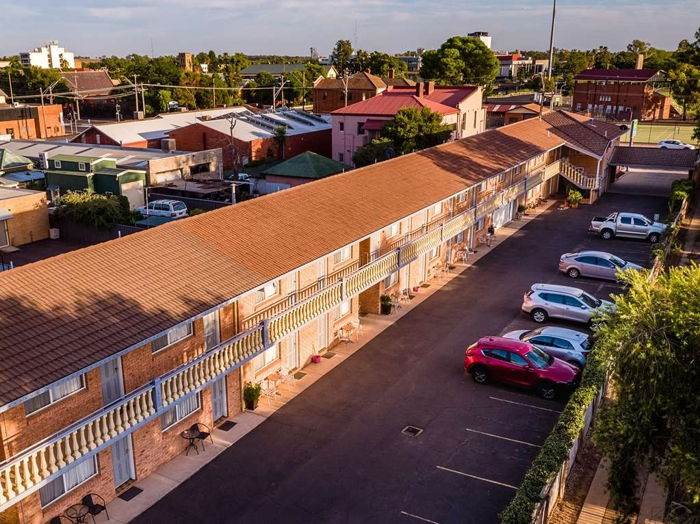 SureStay Hotel by Best Western Blue Diamond Motor Inn - Vista Exterior