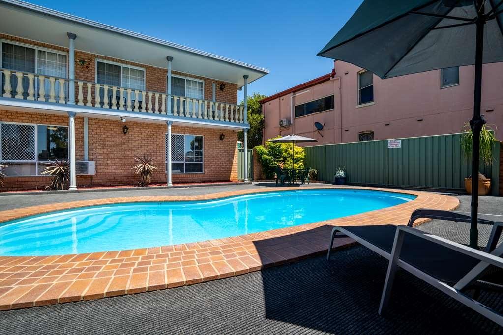 SureStay Hotel by Best Western Blue Diamond Motor Inn - Vista de la piscina