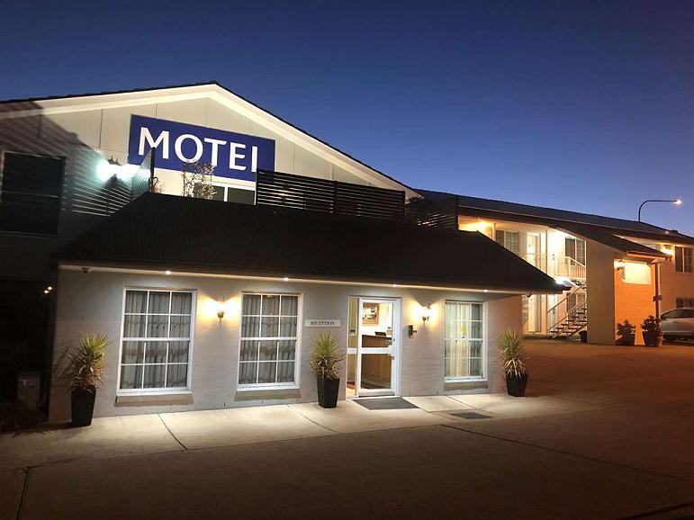 Best Western Coachman's Inn Motel - Aussenansicht