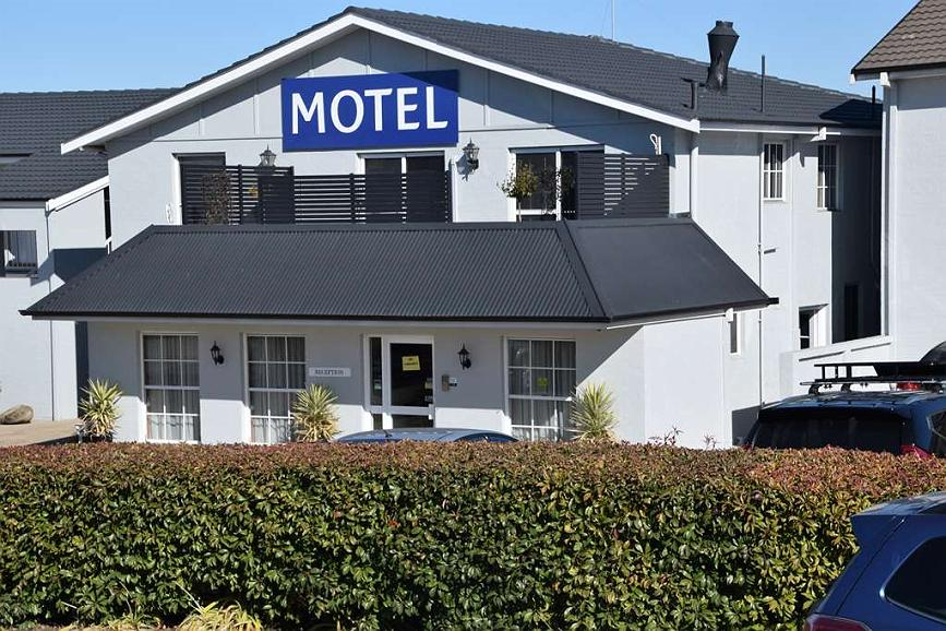 Best Western Coachman's Inn Motel - Vista exterior