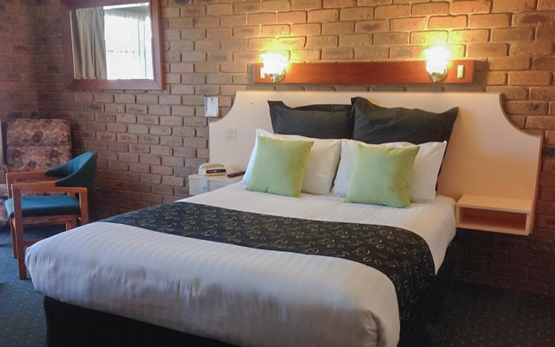 Best Western Travellers Rest Motor Inn - Chambres / Logements
