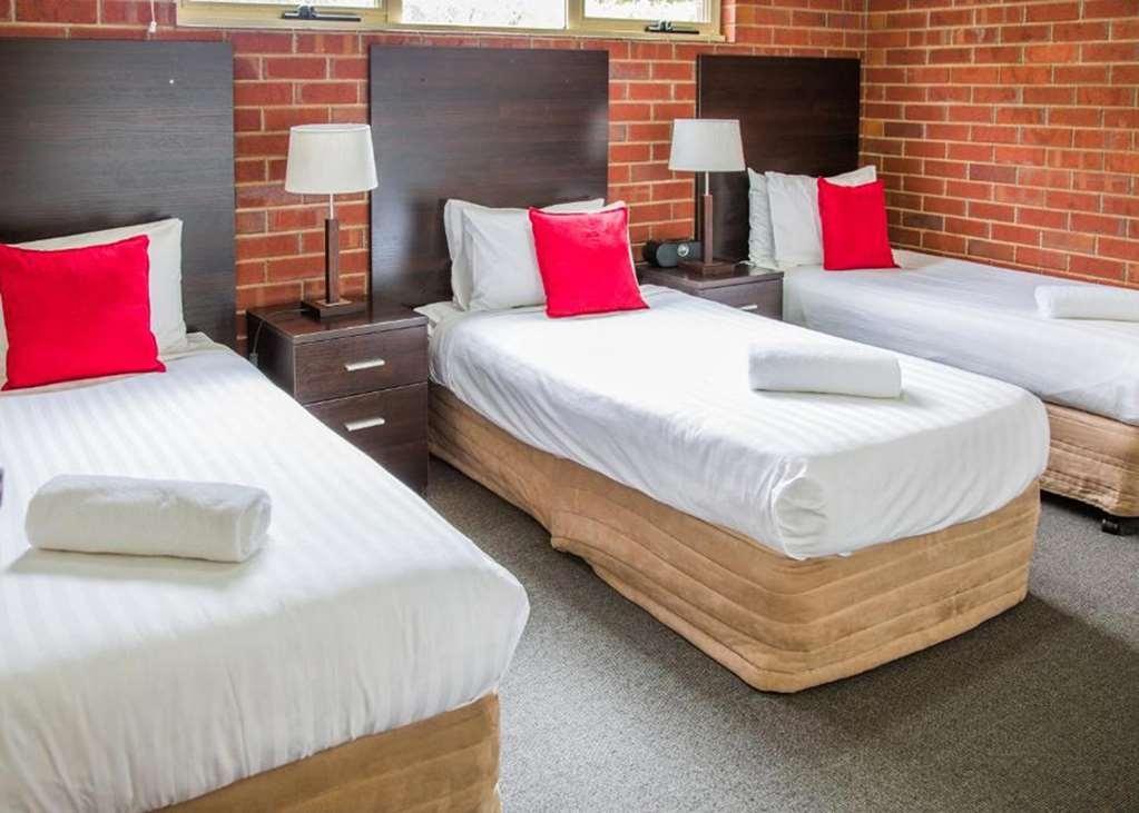 Best Western Burke & Wills Motor Inn - guest room