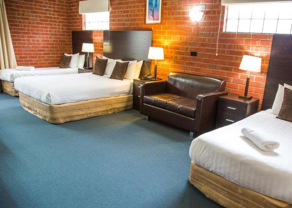 Best Western Burke & Wills Motor Inn - Chambres / Logements