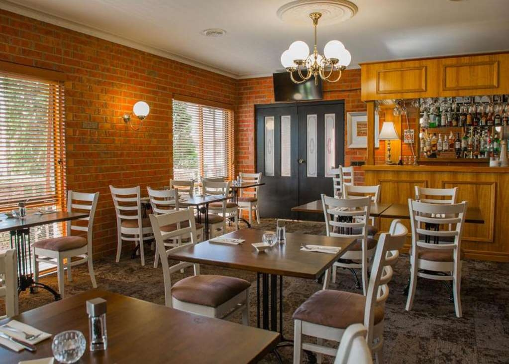 Best Western Burke & Wills Motor Inn - restaurant