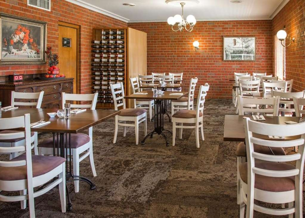 Best Western Burke & Wills Motor Inn - Restaurant / Etablissement gastronomique