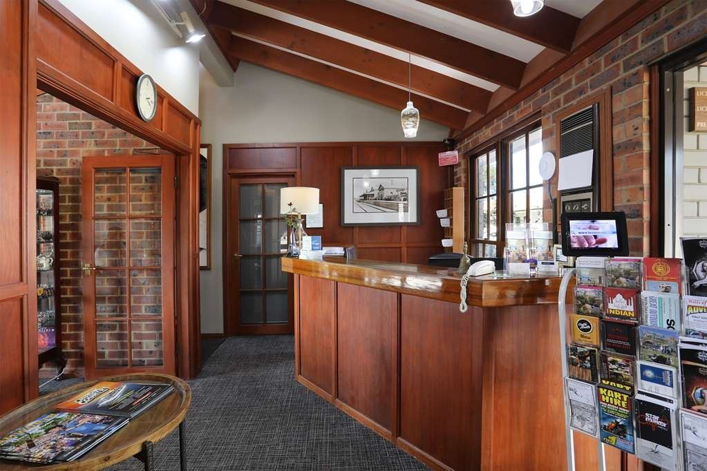 Best Western Tamworth Motor Inn - Reception