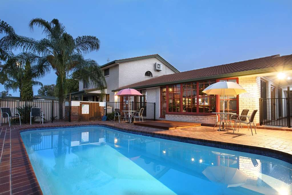 Best Western Tamworth Motor Inn - Poolansicht