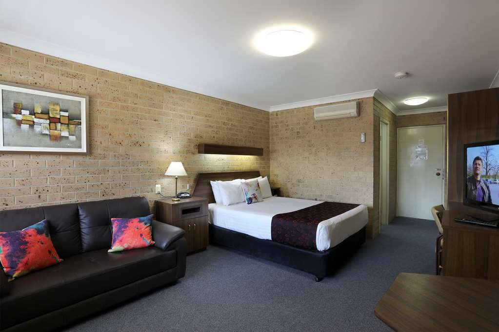 Best Western Tamworth Motor Inn - Queen Room