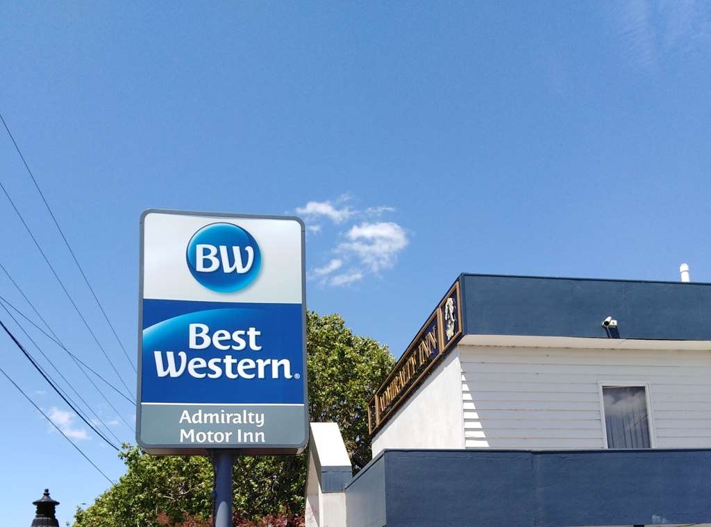 Best Western Admiralty Motor Inn - Facciata dell'albergo