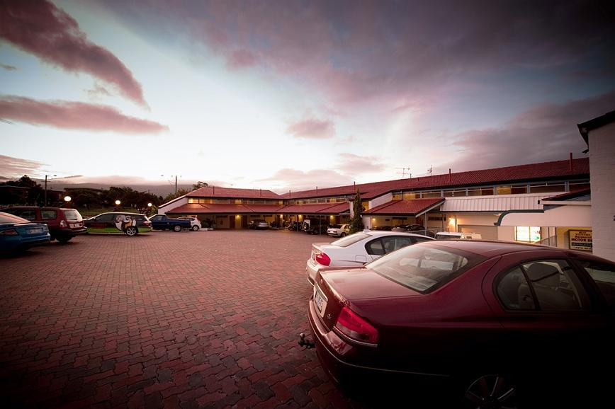 Best Western Balmoral Motor Inn - Aussenansicht