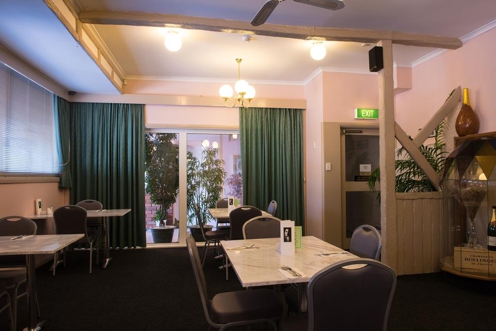Best Western Balmoral Motor Inn - Restaurante/Comedor