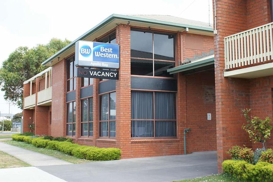 Best Western Apollo Bay Motel and Apartments - Aussenansicht