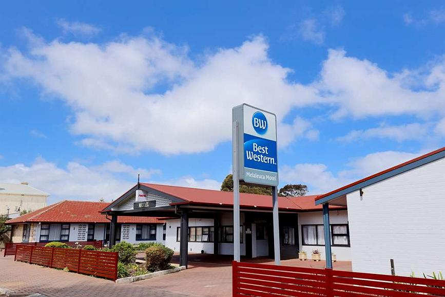 Best Western Robe Melaleuca Motel & Apartments - Area esterna