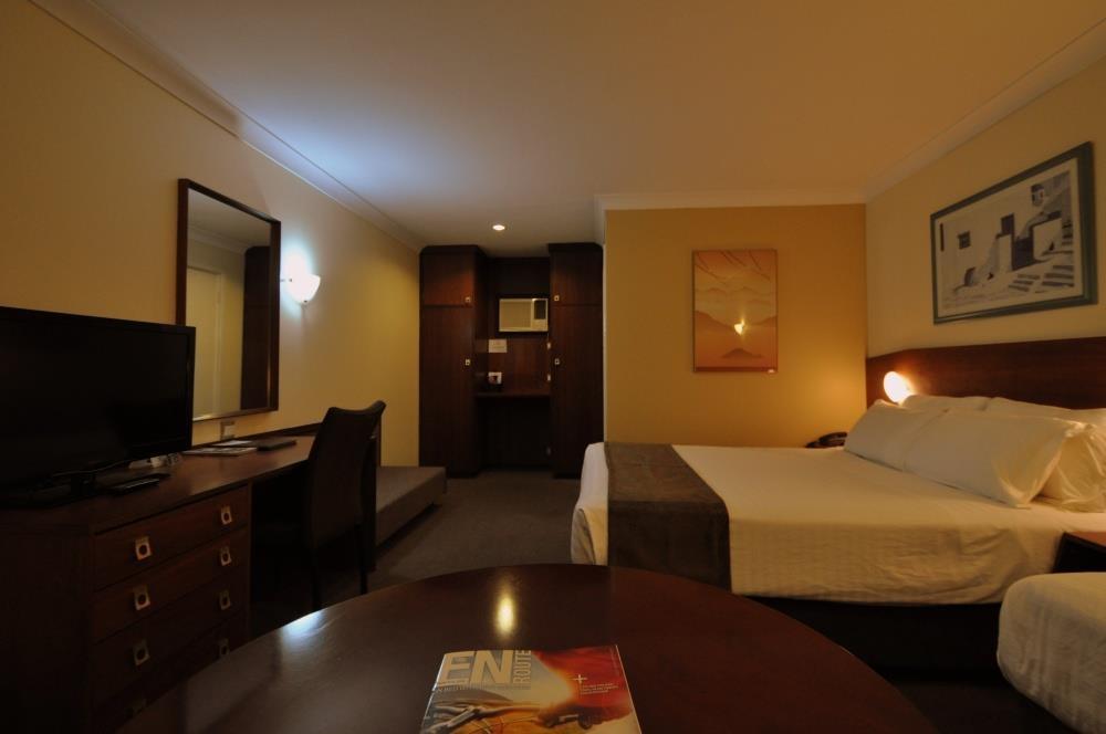 Best Western Hospitality Inn Kalgoorlie - Chambres / Logements