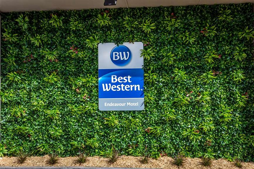 Best Western Endeavour Motel - Exterior view
