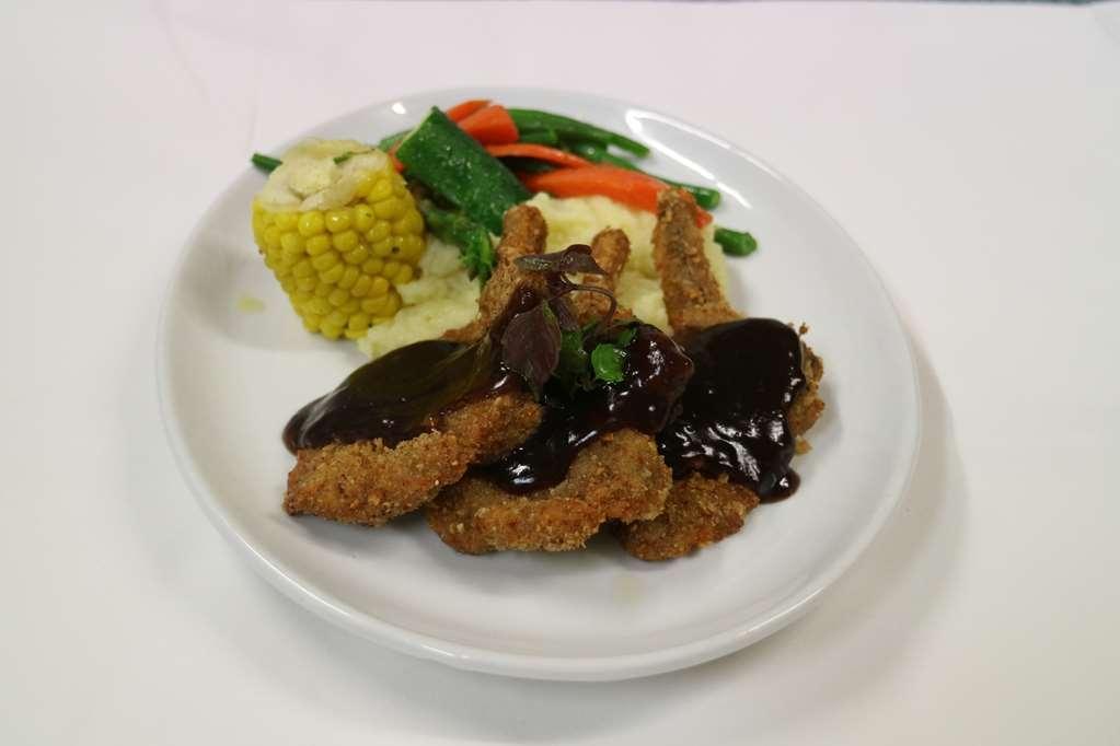 Best Western Endeavour Motel - Restaurante/Comedor