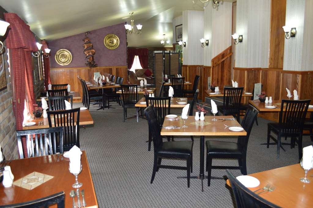 Best Western Endeavour Motel - Restaurant