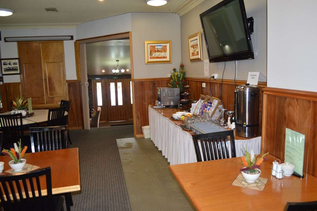 Best Western Endeavour Motel - Breakfast Room