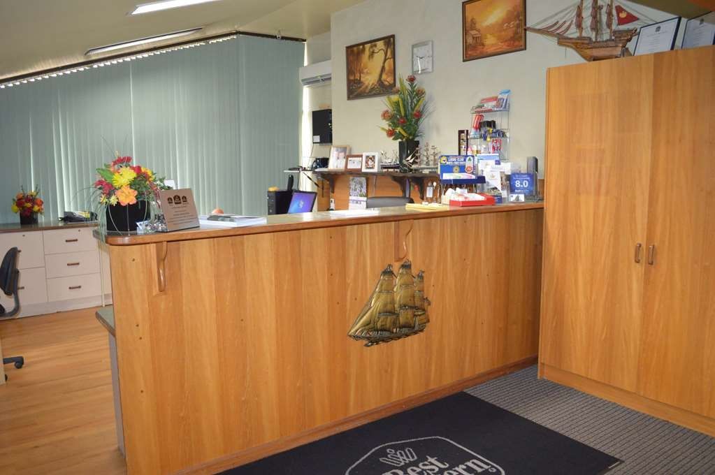 Best Western Endeavour Motel - Reception