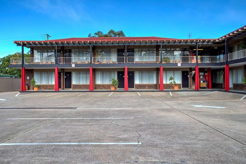 Best Western Zebra Motel - strasse