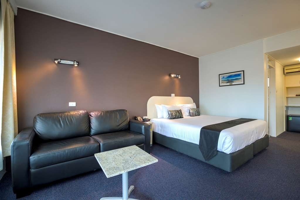 Best Western Zebra Motel - Habitaciones/Alojamientos